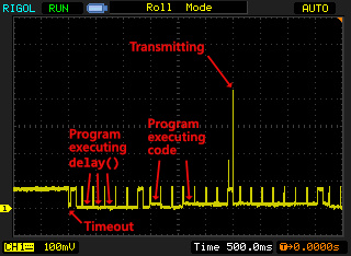 The sleep states of the ESP8266 – Toller Text